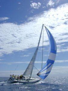 Offshore Kauai race